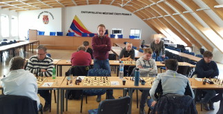 šachy Smíchov - Podbořany